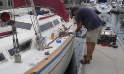 custom yacht expansion joints