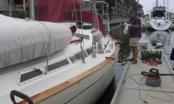 Yacht Collision Repair