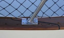 Yacht hardware replacement and repair