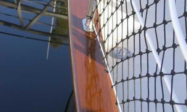 Yacht Rail Repair