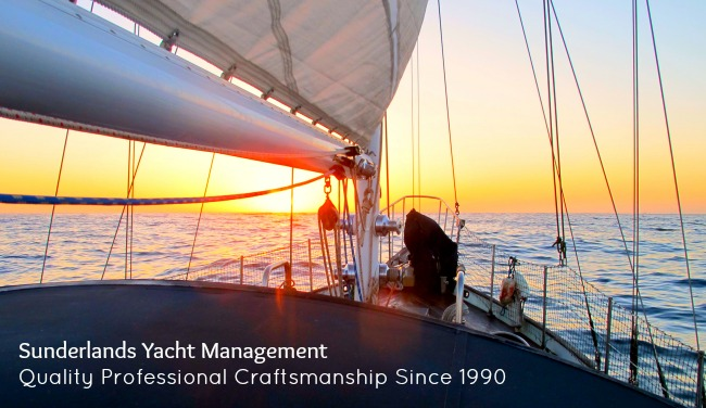 Sunderlands Yacht management - Located in California
