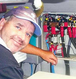 yacht electrical repairs